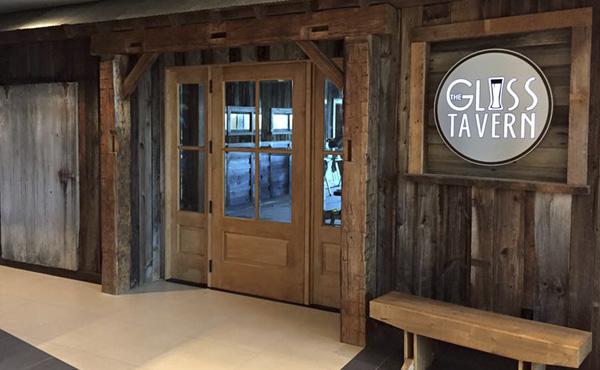 The Glass Tavern – Construction Photos